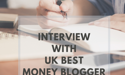 Interview with UK best money blogger Emma Drew