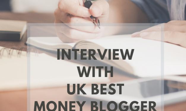 Interview with UK best money blogger Emma Drew