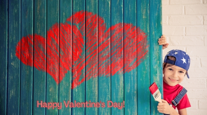 How to have the best Valentine's Day with your kids